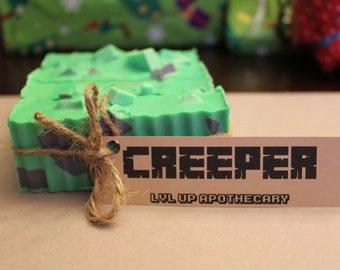 Creeper - Shea Butter Soap Bar