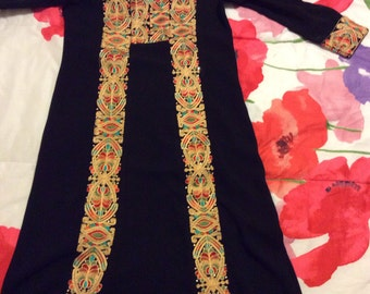 Middle eastern dress size 6 to 8 girls