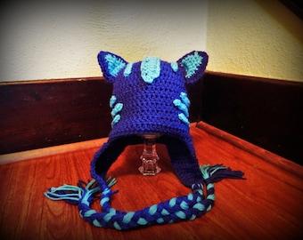 PJ Masks Catboy Crochet Hat