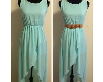 SALE Chiffon dress,maxi dress women's clothing