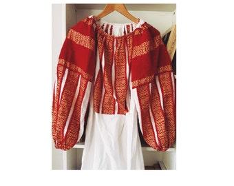Dress Bohemian vintage