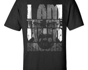 Breaking Bad - I Am The One Who Knocks Shirt - Size S to 5XL - Walter White Jesse Pinkman Los Pollos Hermanos