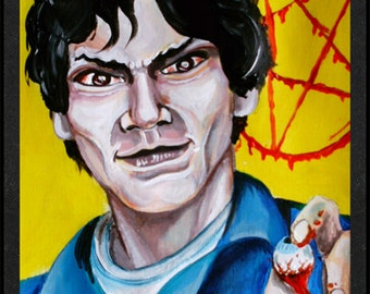 Richard Ramirez is Card Number 31 from the Original Serial Killer Trading Cards