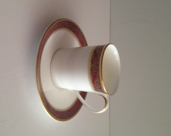 Royal Doulton Martinique H5188 Demitasse Cup and Saucer