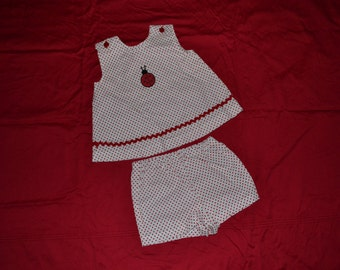 Size 1 Little Girl Outfit