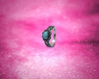 Heaven's Turquoise Ring