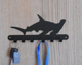 Hammer Head Shark key holder  [4500372]