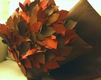 AUTUMN Leafs... Two decorative pillows cases with runner