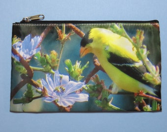 Goldfinch Carry Pouch