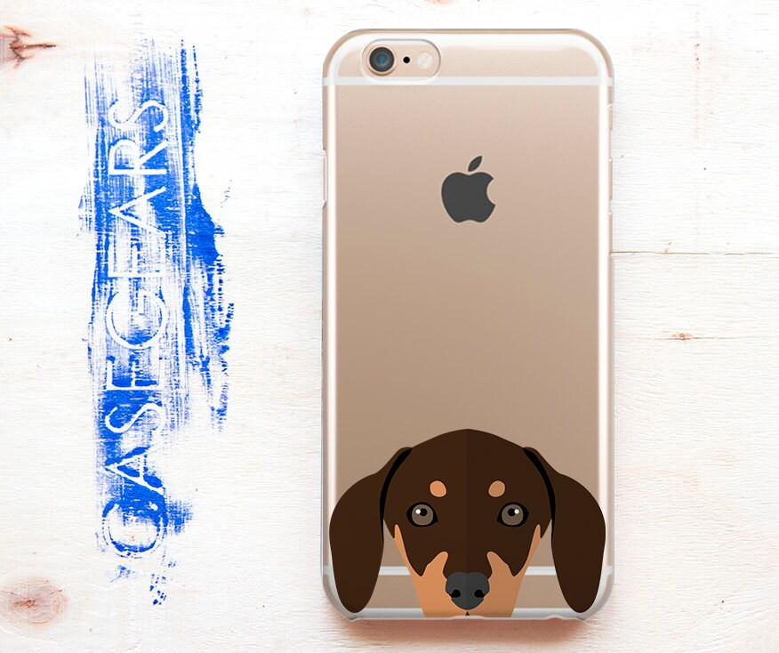 Dog Doggy Dachshund iPhone 7 Case iPhone 7 Plus Case Note 6