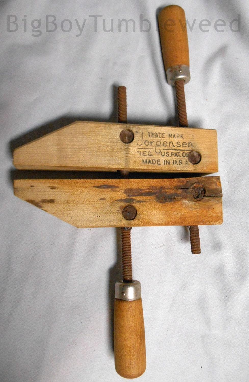 Parts repair jorgensen wood clamp hand screw tool