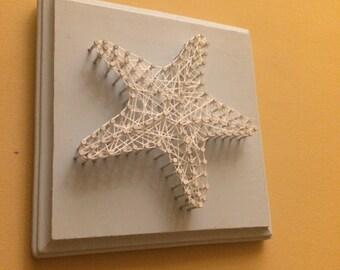 Starfish String Art