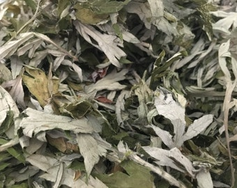 Dried Mugwort- Wildcrafted