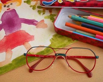 MENRAD FMG Kid's Glasses Frames. Vintage New Glasses Frame. Child's Eyeglasses Frames. Kid's Sunglasses Frame. Made in Germany. 1990's.