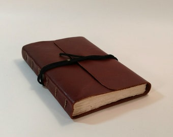 The Classic  - Leather Journal