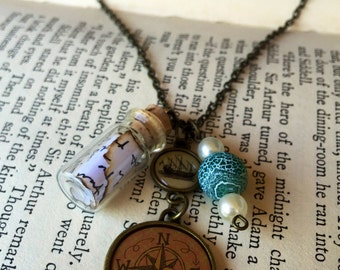 Pirates of the Caribbean Disney Bounding Necklace