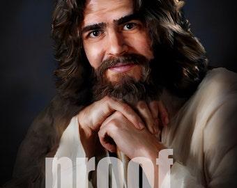 Reflective Jesus