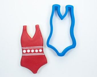 Swimsuit Cookie Cutter