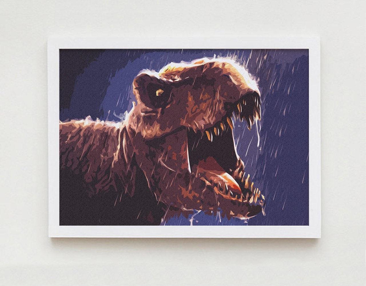 Seeing Jurassic Park in 3D! (With images) | Jurassic park ...  |Jurassic Park Interior Design
