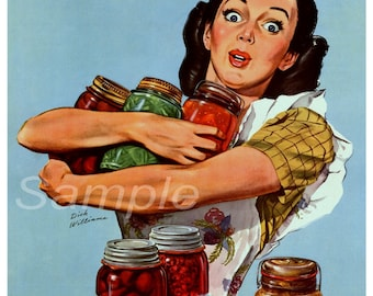 Vintage Food Rationing War Poster Print