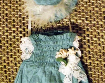 Dress for doll of 16 cm