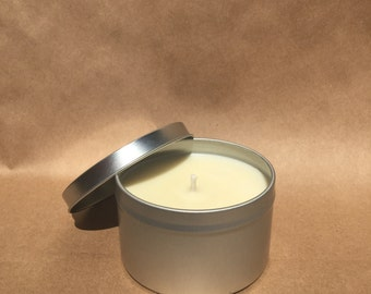 8oz Island Coconut Soy Candle