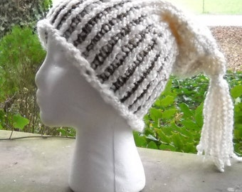 Mackinac Knitted Slouchy Ski Hat