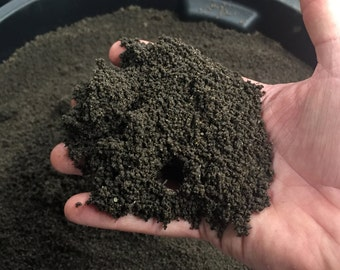 Bird Treats - 100% Pure Earthworm Castings with Worm Eggs