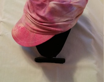 Snow Dyed Cotton Ladies Hat
