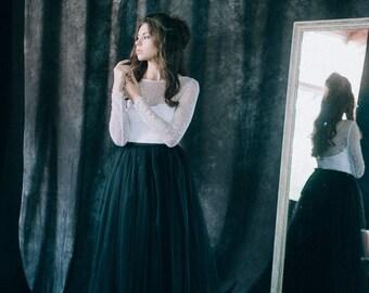Black color wedding dresses