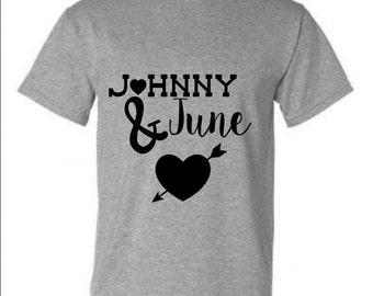 I want a love like johnny and june lyrics
