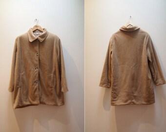 Camel/beige coat