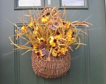 Butterfly Pouch Basket