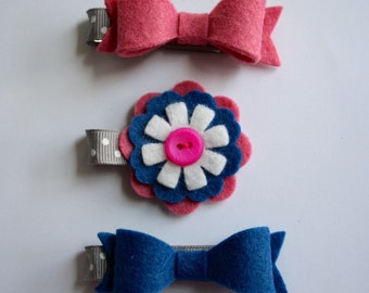 Barrette Gift Set-Baby Toddler Hair Clip