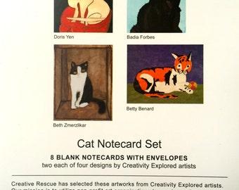 Set Rescue Cat Cards