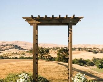 Wedding and Garden Arbor
