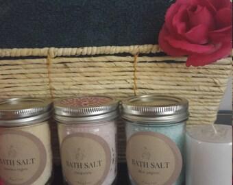 15/4oz Bath Salt Party Favors