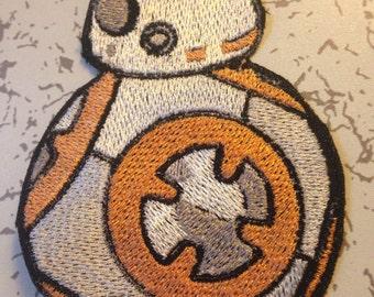 Star Wars BB-8 Patch