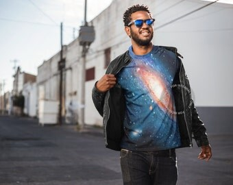 Galaxy Space T-Shirt Sublimation