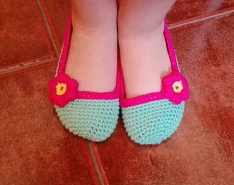 Child slippers