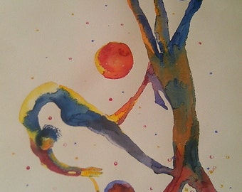 Watercolour body agreement number 9