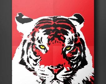 Piercing Tiger