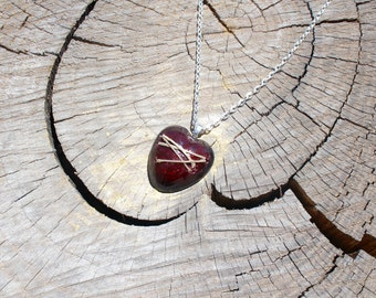 Mended Heart Necklace