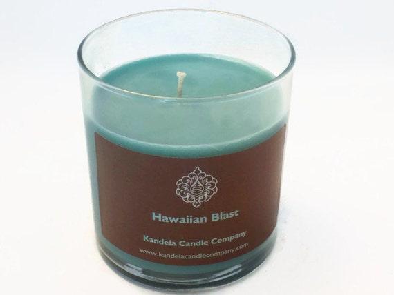 Hawaiian Blast Scented Candle 13 oz. Straight Tumbler Jar