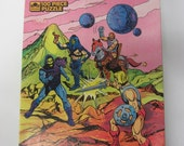 Vintage 1984 He-Man Masters of the Universe Puzzle