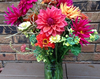 Large Fresh Cut Flower Bouquet