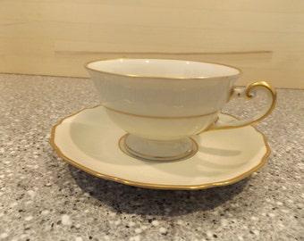Matching Tea Cup & Saucer