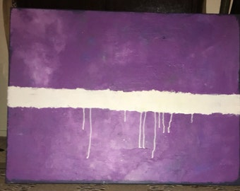 Made to order abstract acrylic painting