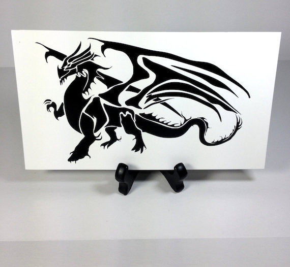 6 Inch Sinister Dragon Vinyl Decal Draco Vinyl Decal Rampant. Punk Lettering. Dominican Murals. Left Low Lobe Pneumonia Signs. Fertility Murals. Root Murals. Scarring Signs. Stretch Mark Signs. Sport Fishing Logo