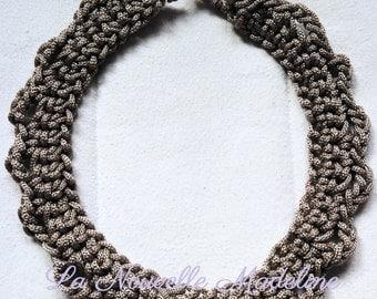 ELSA-necklace Gold & Shine